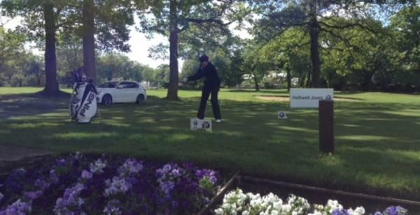Halliwell Jones Golf Day