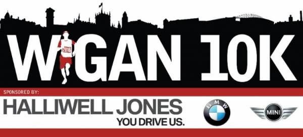 The Wigan 10K - fantastic fourth race takes place on September 4th