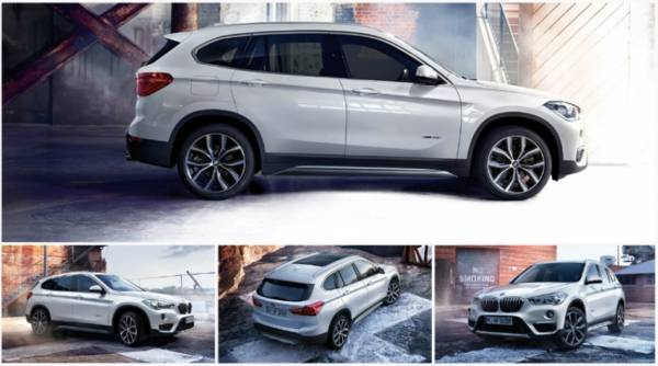 Discover the all-new BMW X1