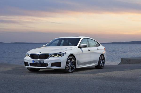 THE BMW 6 SERIES GRAN TURISMO