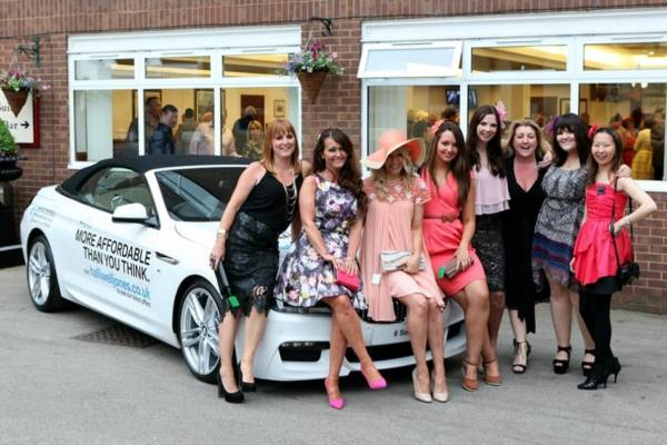 The Halliwell Jones BMW Ladies Evening was celebrated in style.