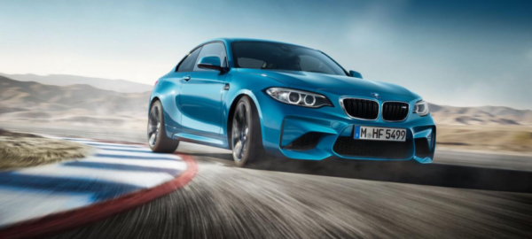 The First Ever BMW M2 Coupe