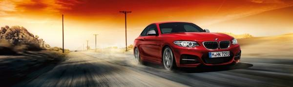 THE NEW BMW M140i & M240i