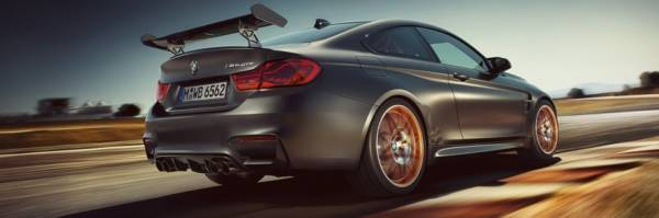Announcing The Special Model BMW M4 GTS