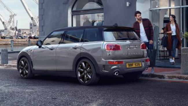Mini Clubman Test Drive