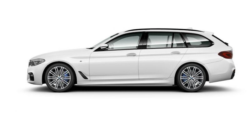 BMW 5 Series Touring Offers