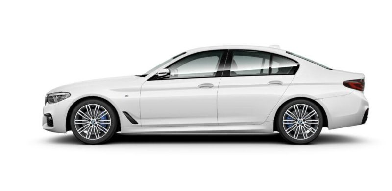 BMW 5 Series 0% Offers