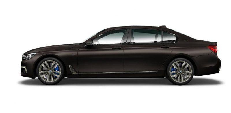 BMW M760Li X Drive V12
