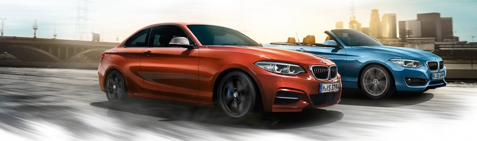 THE NEW BMW 1 SERIES AND 2 SERIES