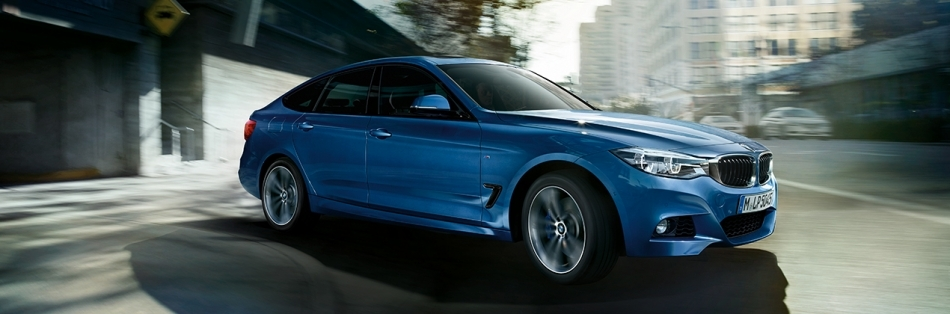 The new BMW 3 Series Gran Turismo