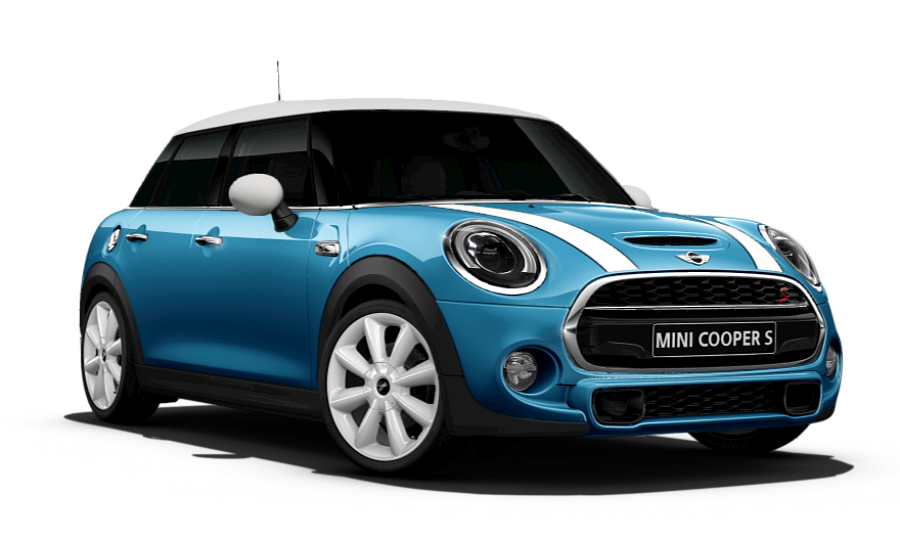 MINI COOPER S HATCH 5-DOOR