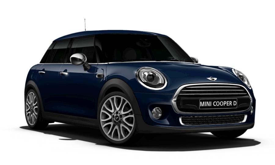 MINI COOPER D HATCH 5-DOOR
