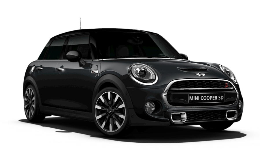 MINI COOPER SD HATCH 5-DOOR