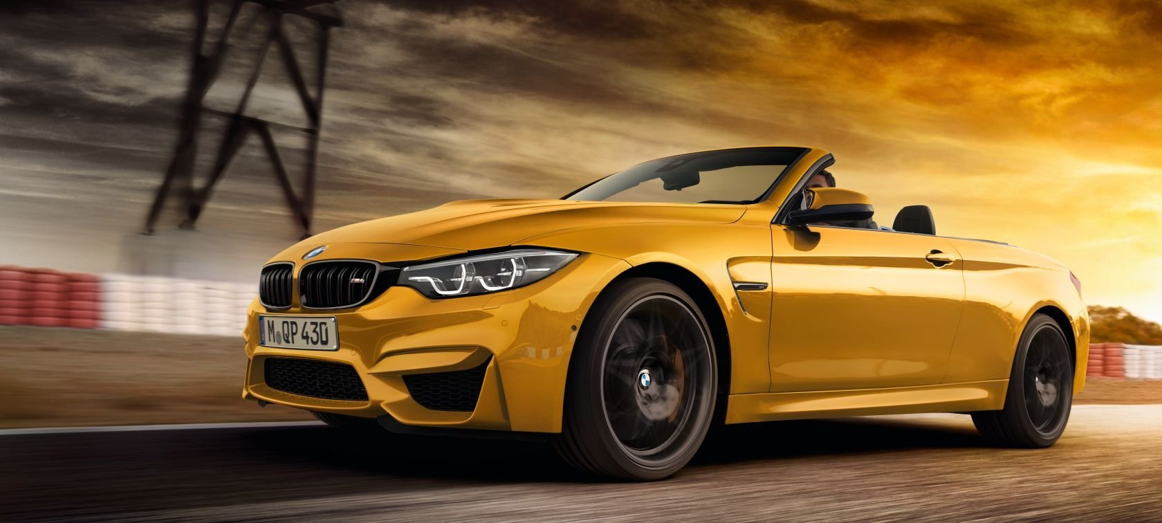 The BMW M4 Convertible Edition 30 Jahre