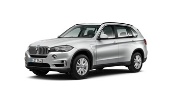 BMW X5 iPerformance PHEV