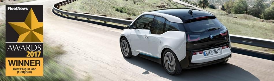 BMW i3 94Ah RANGE EXTENDER WINS BEST PLUG-IN CAR AWARD