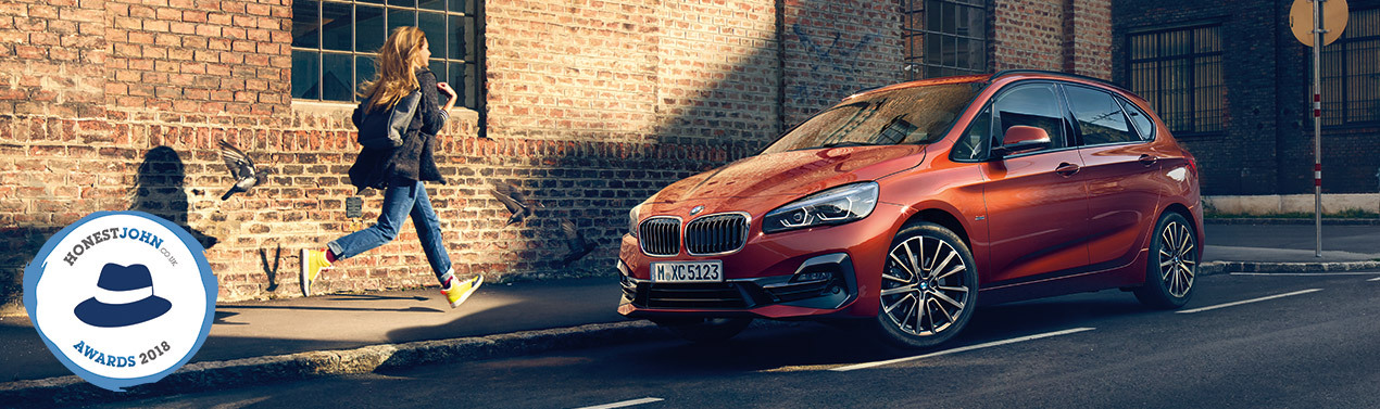 BMW 2 SERIES ACTIVE TOURER - 'MPV of the Year'