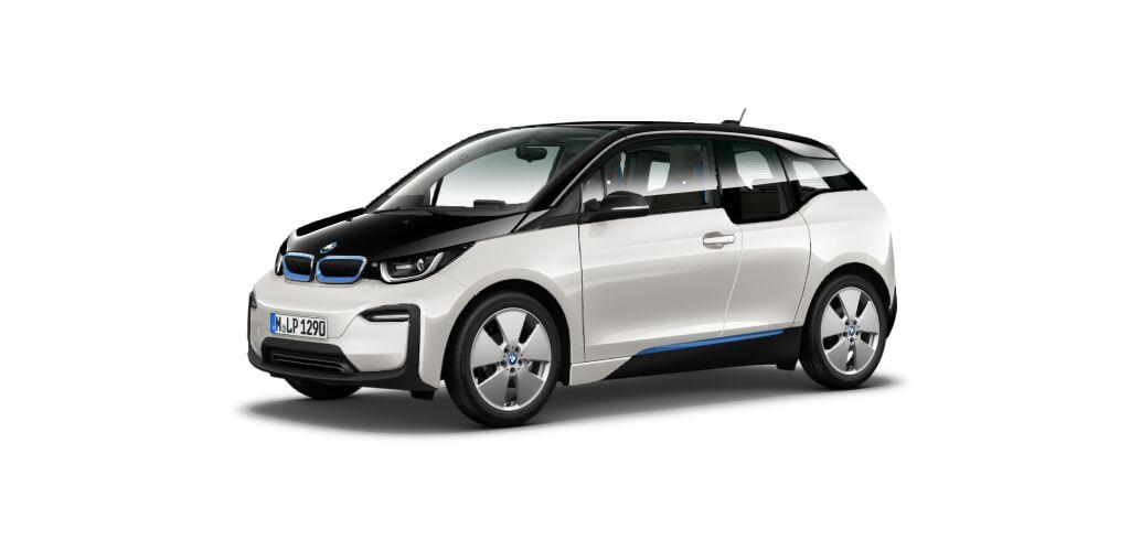 i3 with Range Extender from £37,220