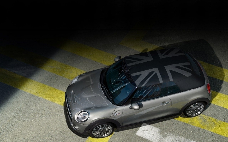 Take a look at the limited edition new MINI Convertible