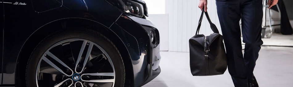 BMW i Launches Limited Edition i3 Inspired By Mr Porter