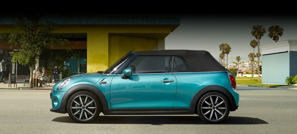 THE NEW MINI CONVERTIBLE IS NOW AVAILABLE ON THE MOTABILITY SCHEME