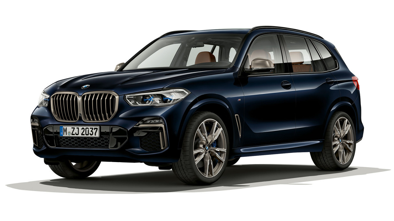 The new BMW X5 M50d from an additional £13,980