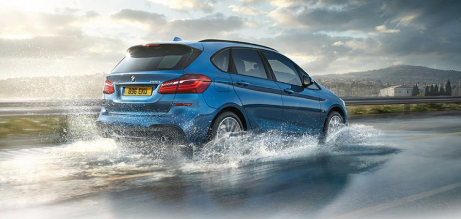 Get out there with BMW xDrive