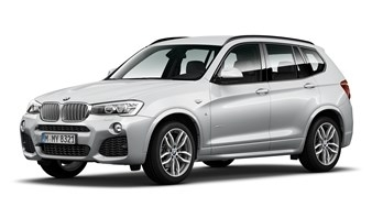 M Sport from £43,200