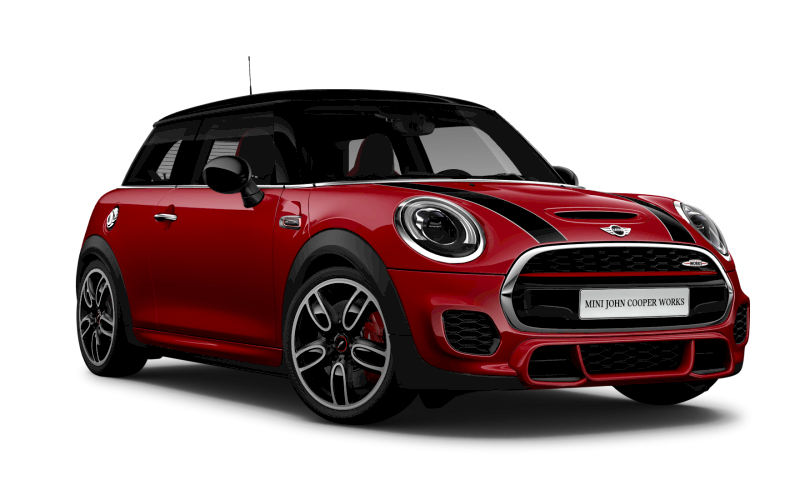 Mini Jcw 3Dr Hatch