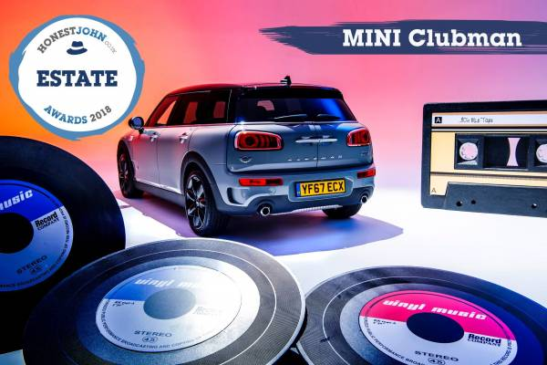 MINI Clubman wins most popular Estate award