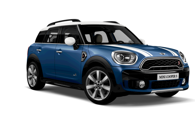 MINI COOPER S ALL4 COUNTRYMAN Image