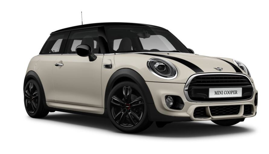Mini Cooper 3 Door Hatch Black Edition Image