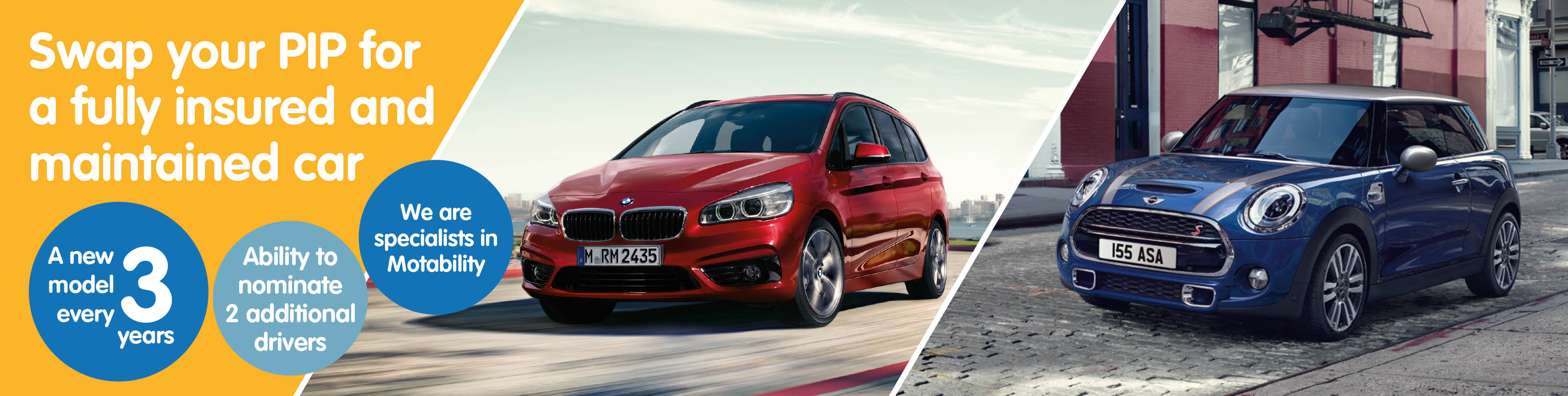 Our Latest Motability Offers
