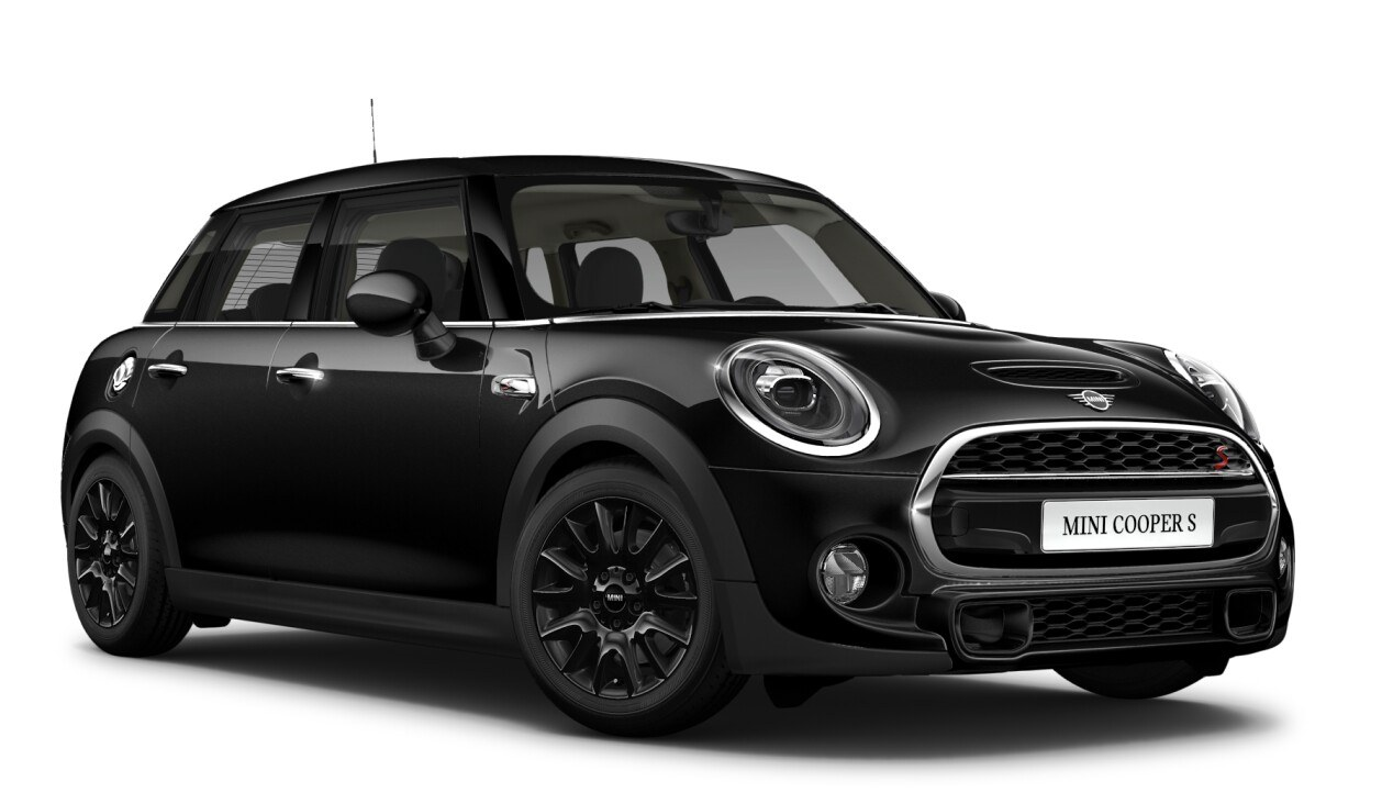 The New MINI 5-door Hatch from £16,890