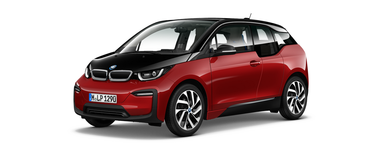 The New BMW i3 and i3s