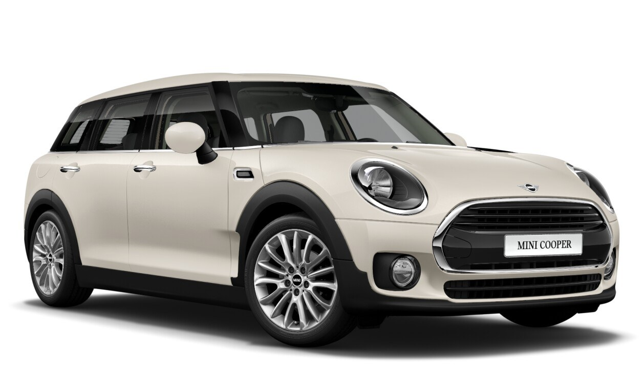 The New MINI Clubman from £19,995