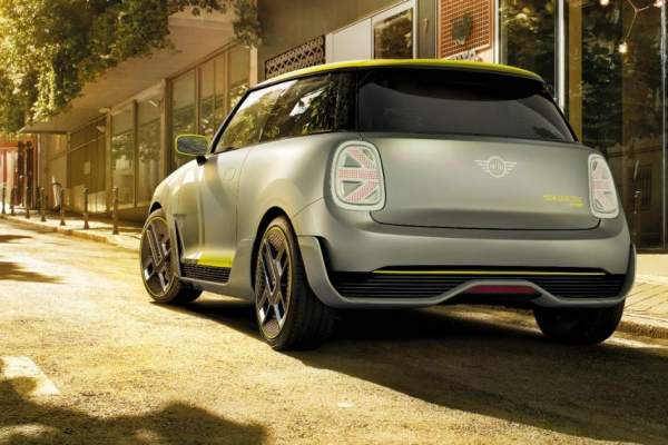 The MINI Electric Concept 2019