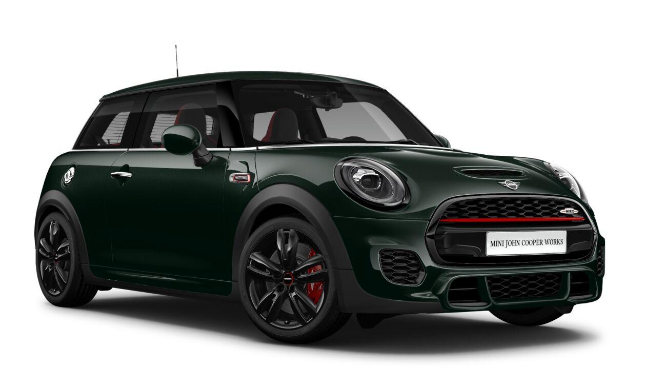 The New MINI John Cooper Works from £25,935