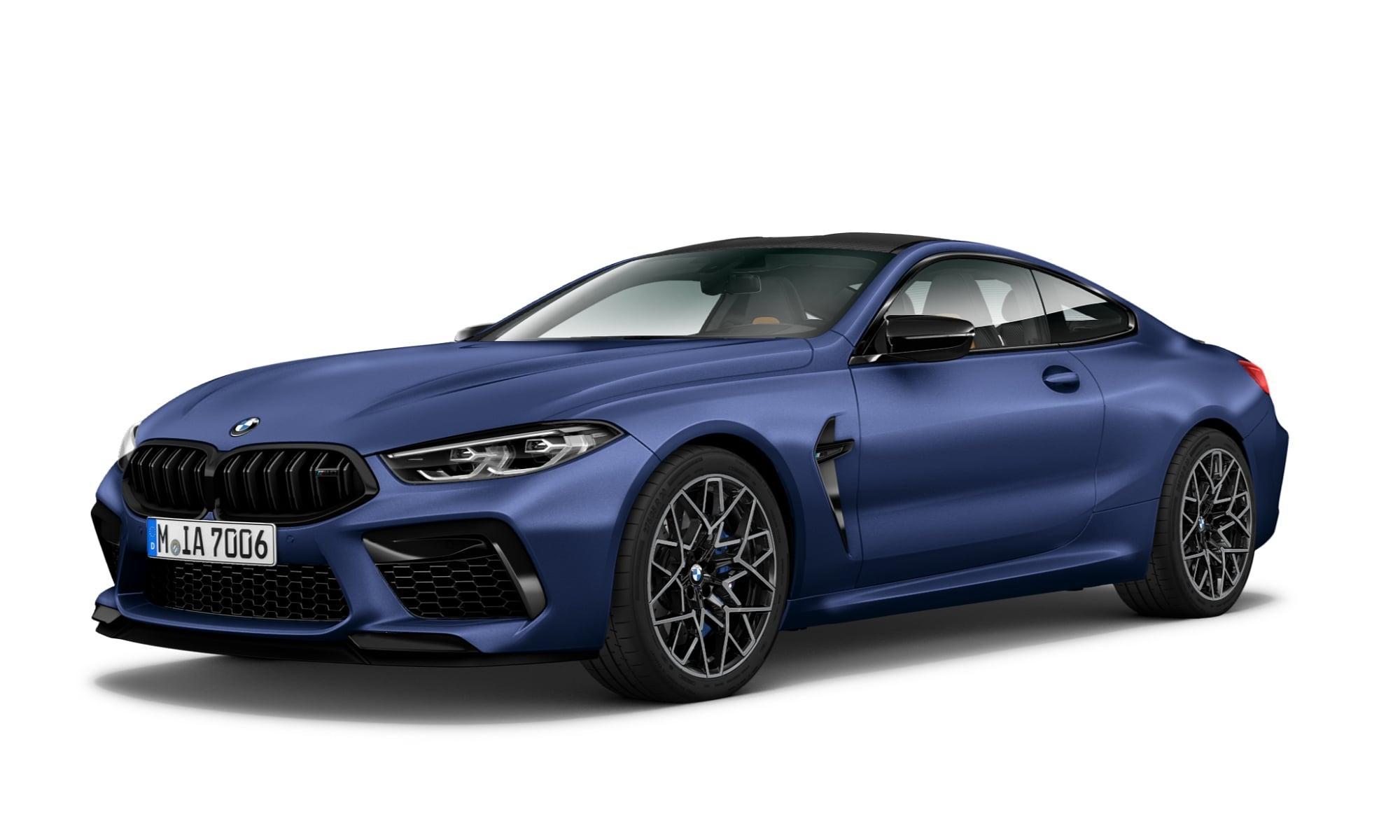 New BMW M