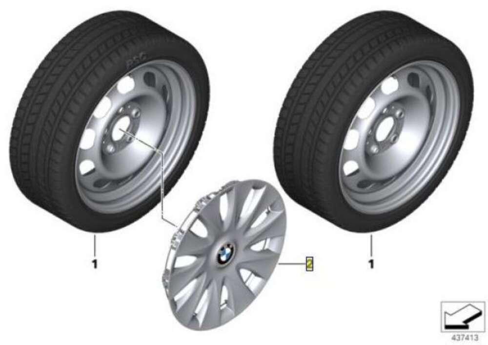 Winter Wheel X 1