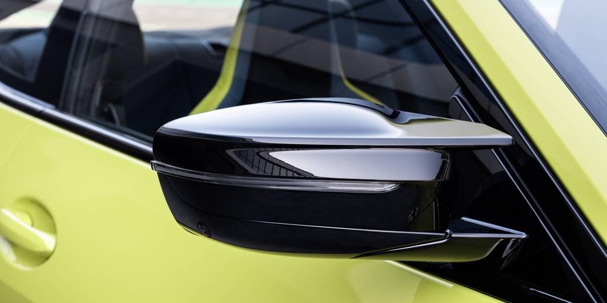 2020 BMW M4 wing mirror
