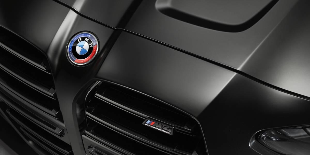 BMW x KITH bmw m4 competition x 8