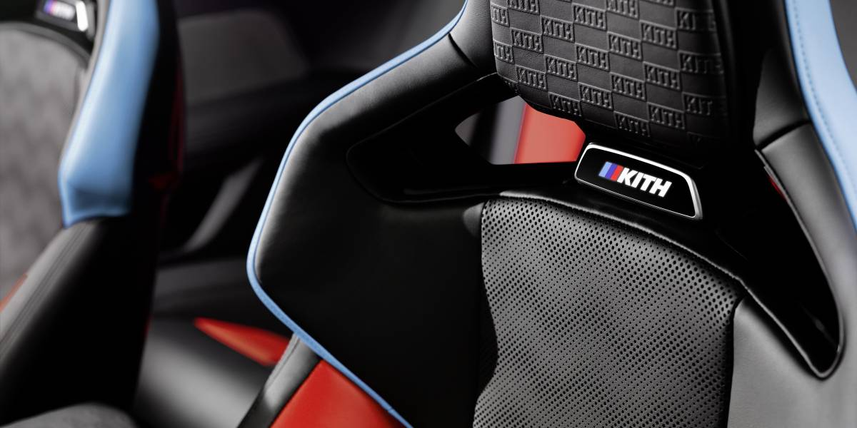 BMW x KITH bmw m4 competition x