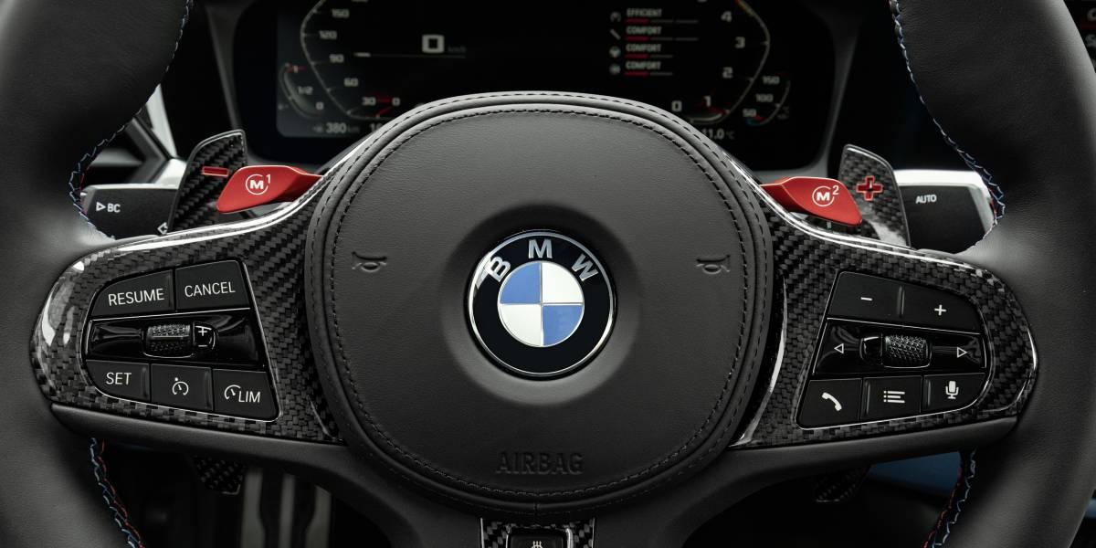 M4 Steering Wheel