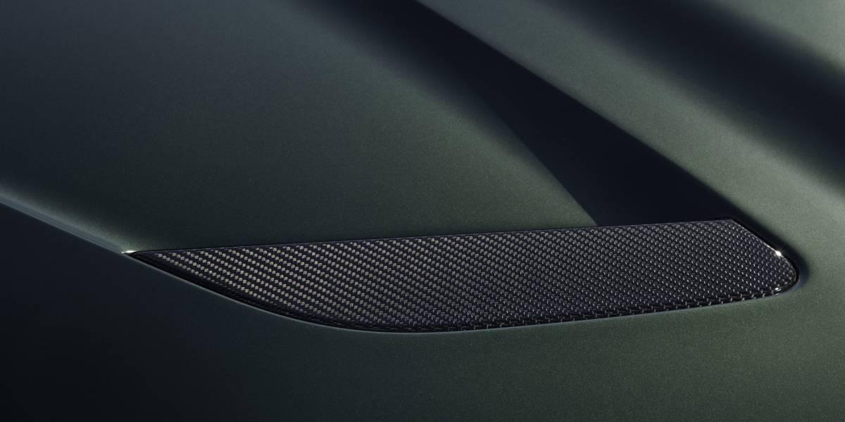 M5 CS Carbon Bonnet Vent