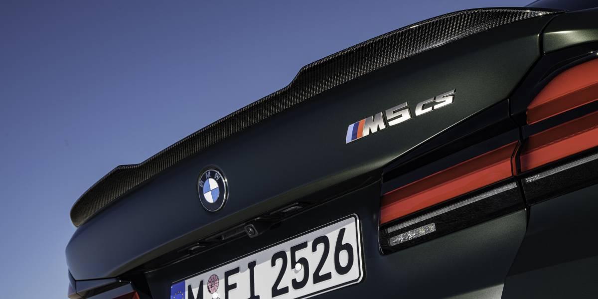 M5 CS Rear Close Up