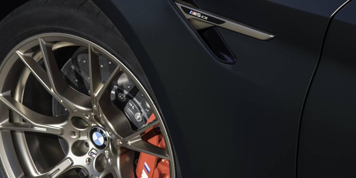 M5 CS Wheel Close Up