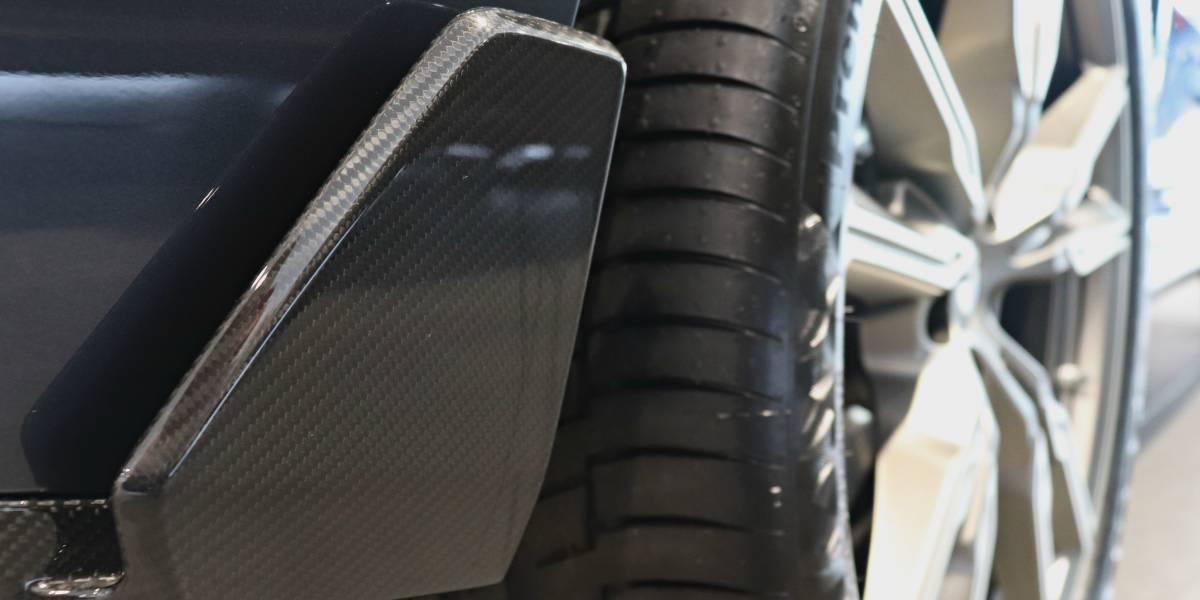NW X5 M50d Carbon Winglet