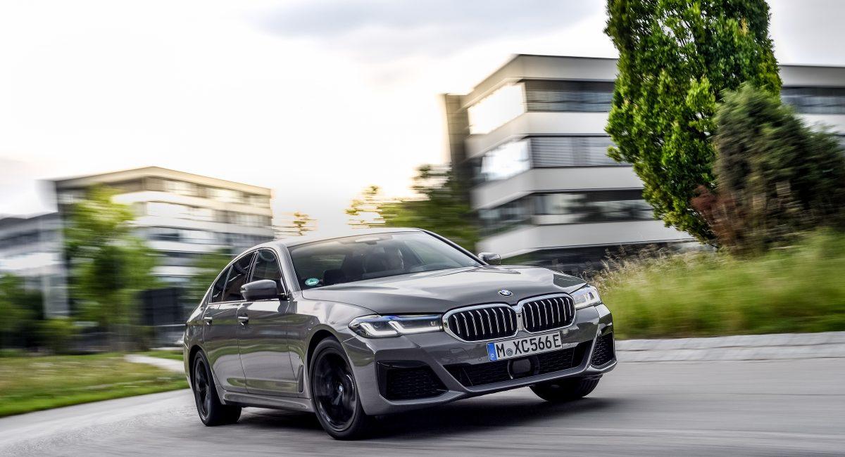 BMW 530e Saloon