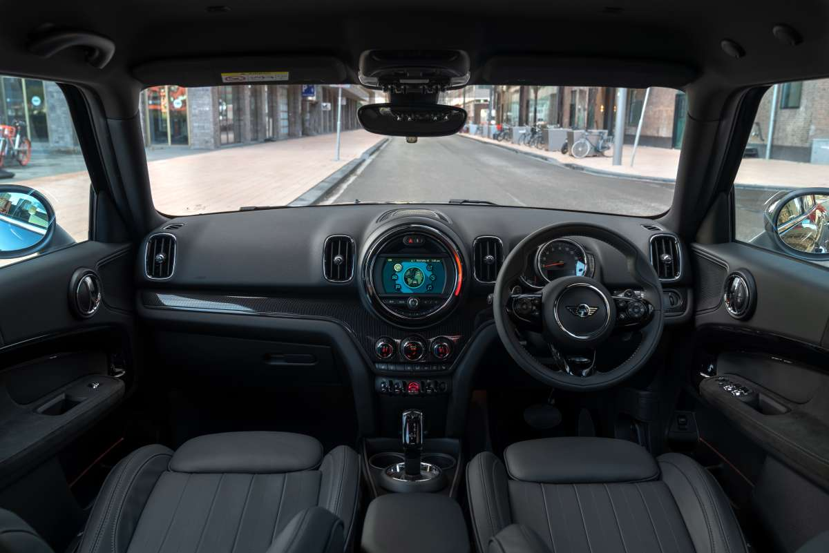 2019 MINI Countryman Exclusive Interior Original File